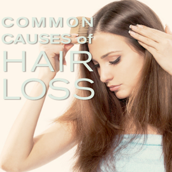 Common Causes of Hair Loss in Women1